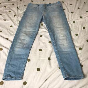 Women Zara Jeans